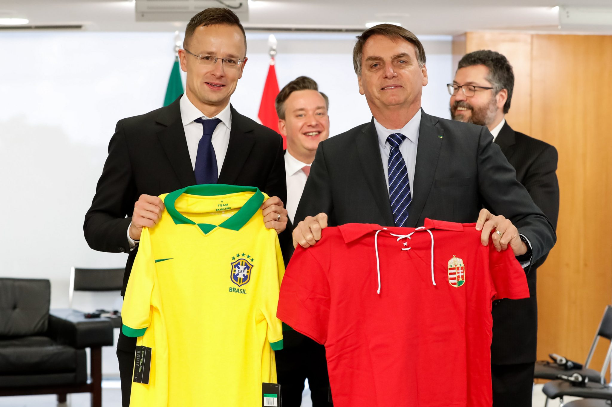 Hungary Wants 'Closest Ever' Ties with Brazil, says Foreign Minister post's picture