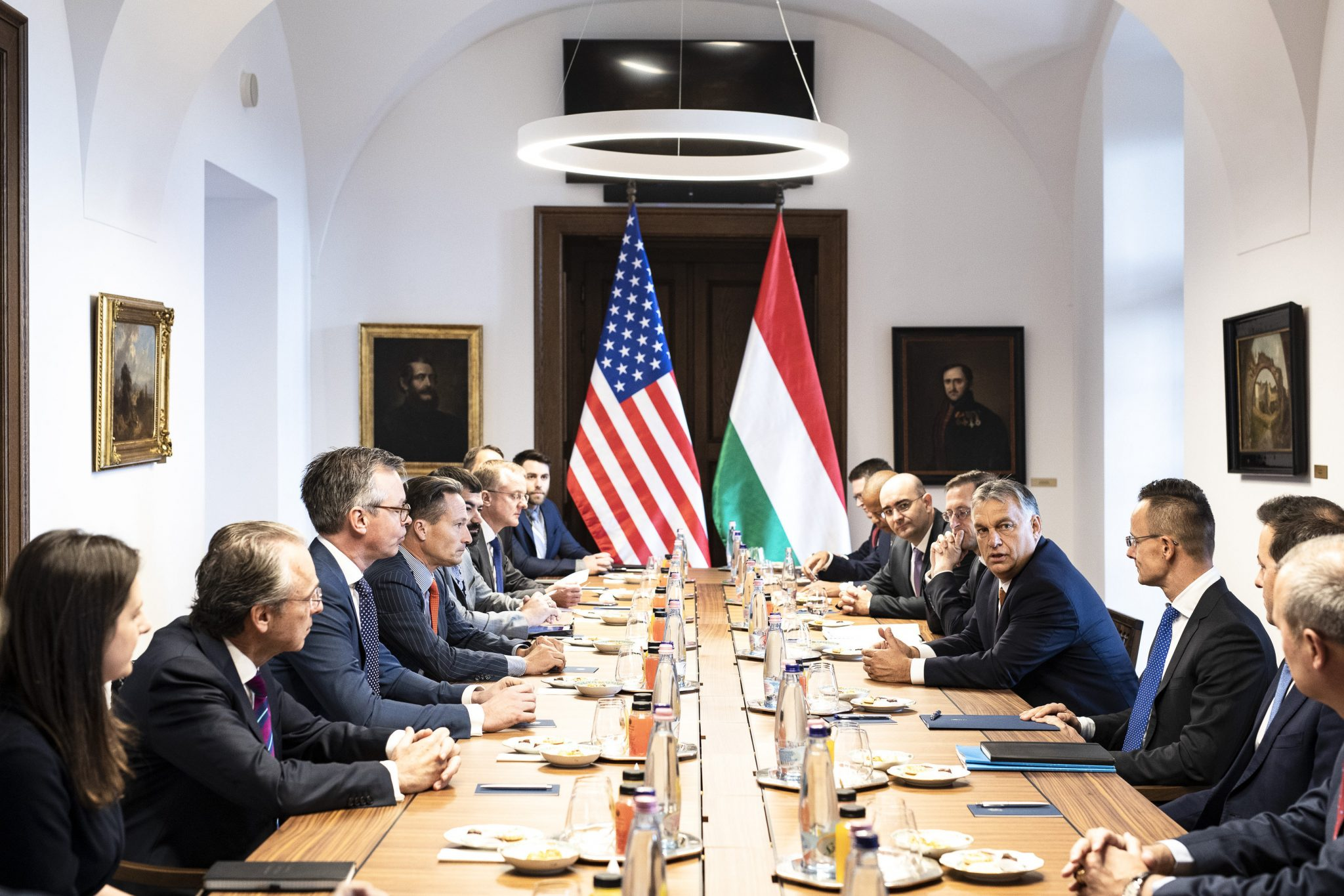 PM Orbán: US-Hungarian Business Cooperation Success Story post's picture