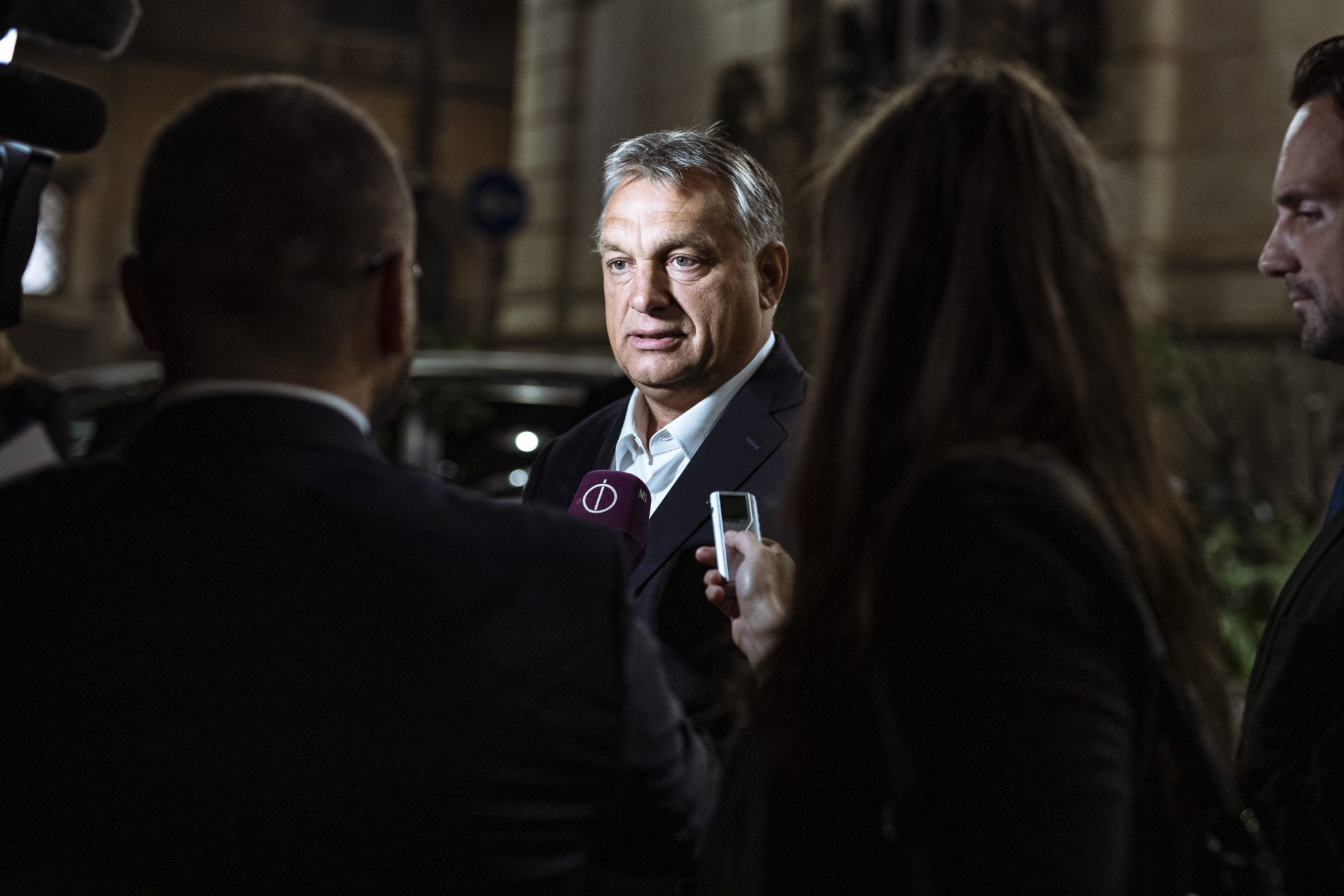 Orbán on Fidesz EPP Membership: 'We Will Decide in a Few Weeks' post's picture