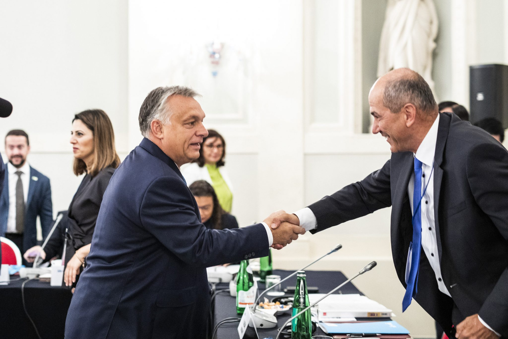 Another Right-Wing Turnaround in Europe: Orbán Ally Jansa Appointed Slovenia's PM post's picture