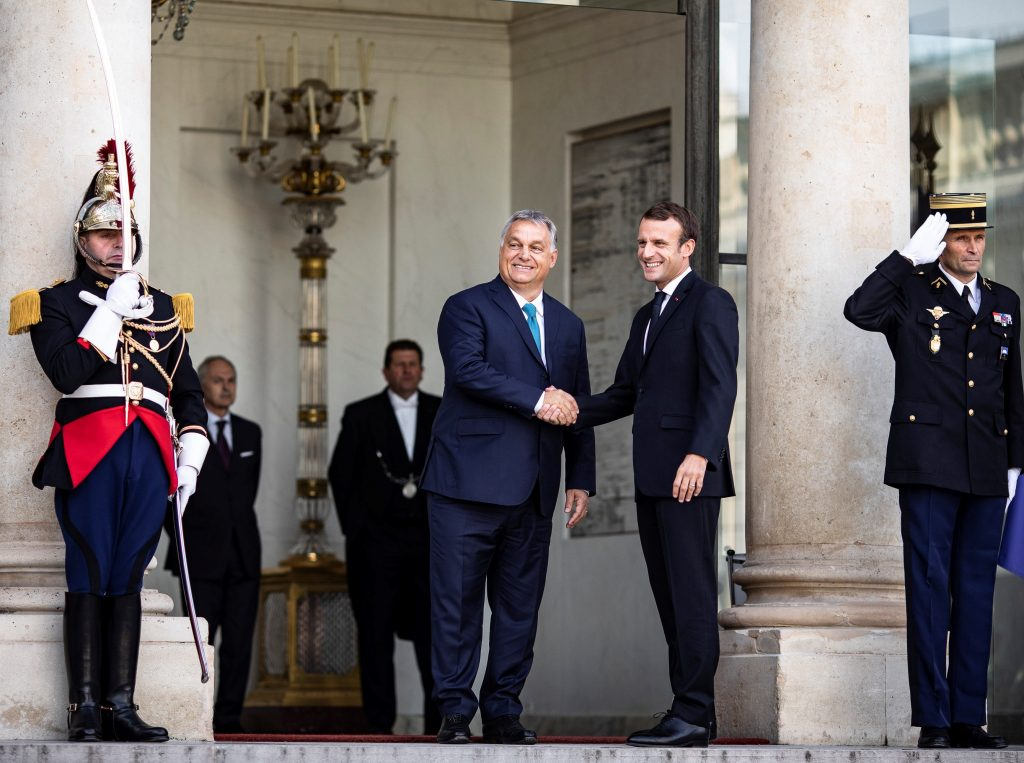 PM Orbán Greets France on July 14: 'The French and the Hungarian are two freedom-loving nations' post's picture