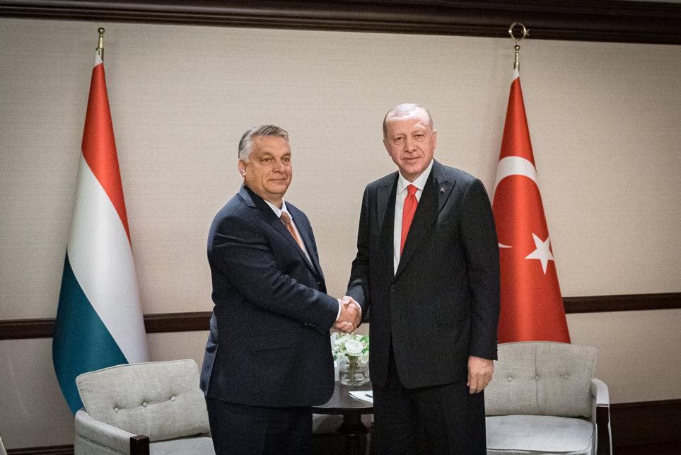 Erdogan Meets Orbán, Thanks Support on International Stage post's picture