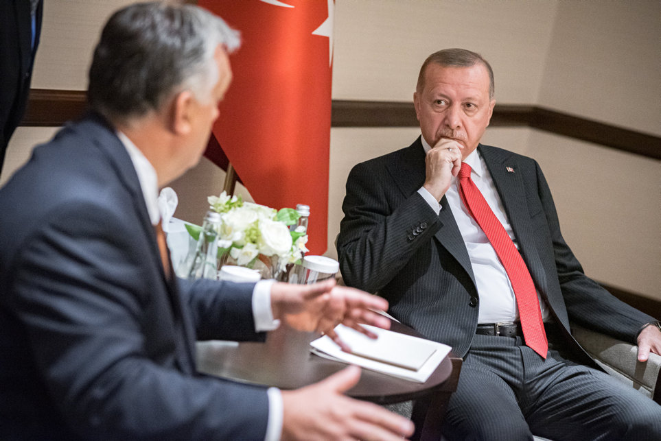 What Could Hungary Gain with Erdogan's Friendship? post's picture
