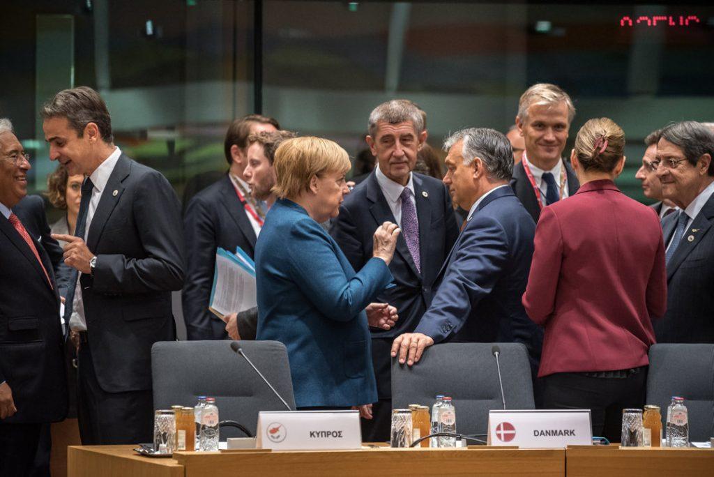 EU Budget 2021-2027: Conflict of Interests Brings Quarrels post's picture