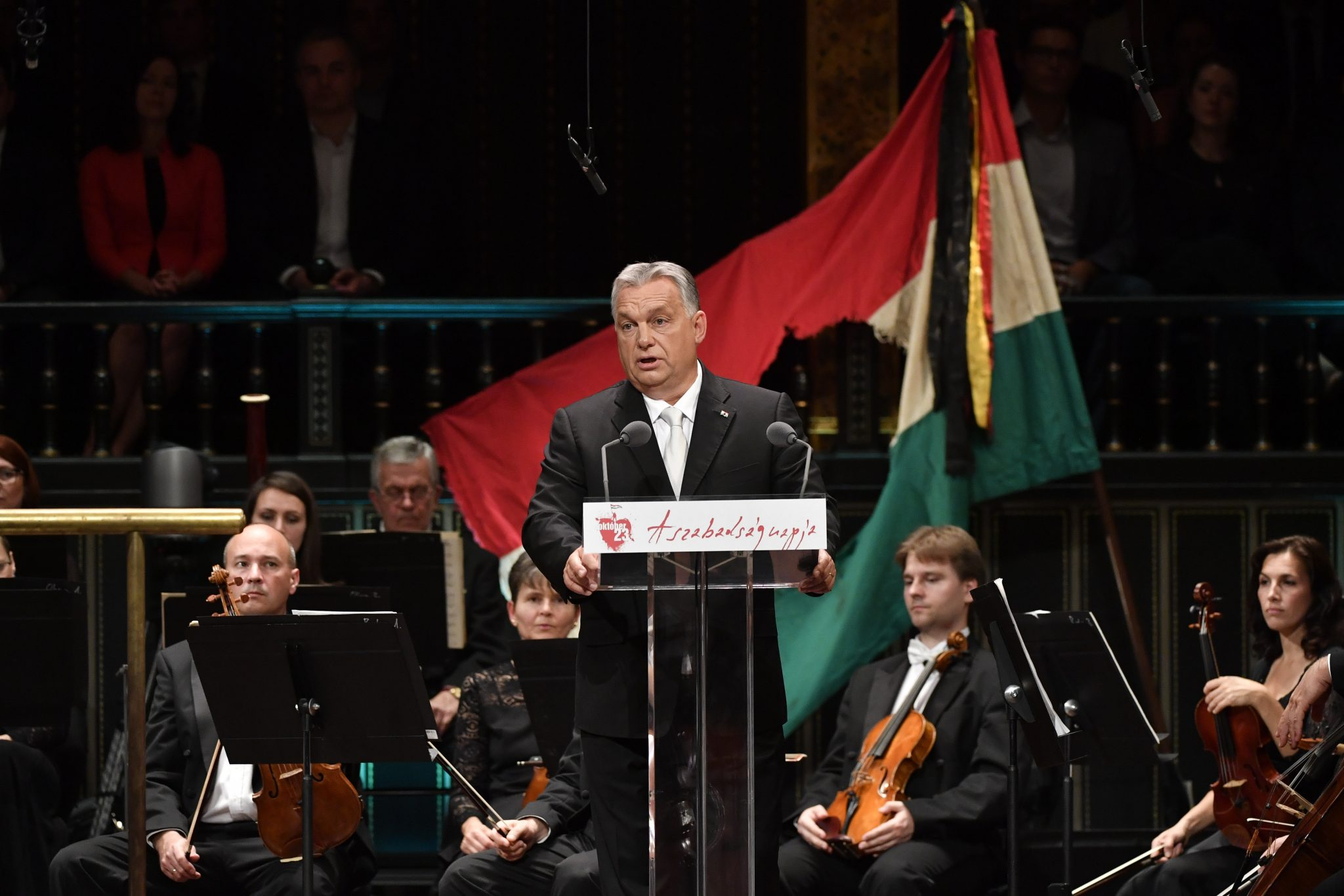 Orbán on 1956: Hungarians Wanted Free, Independent Country in Europe of Nations post's picture