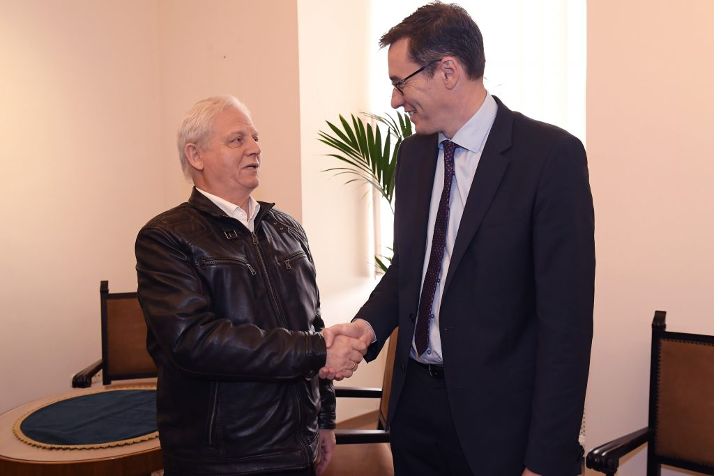 Karácsony Proposes Honorary Citizen's Title to Former Budapest Mayors Tarlós and Demszky post's picture