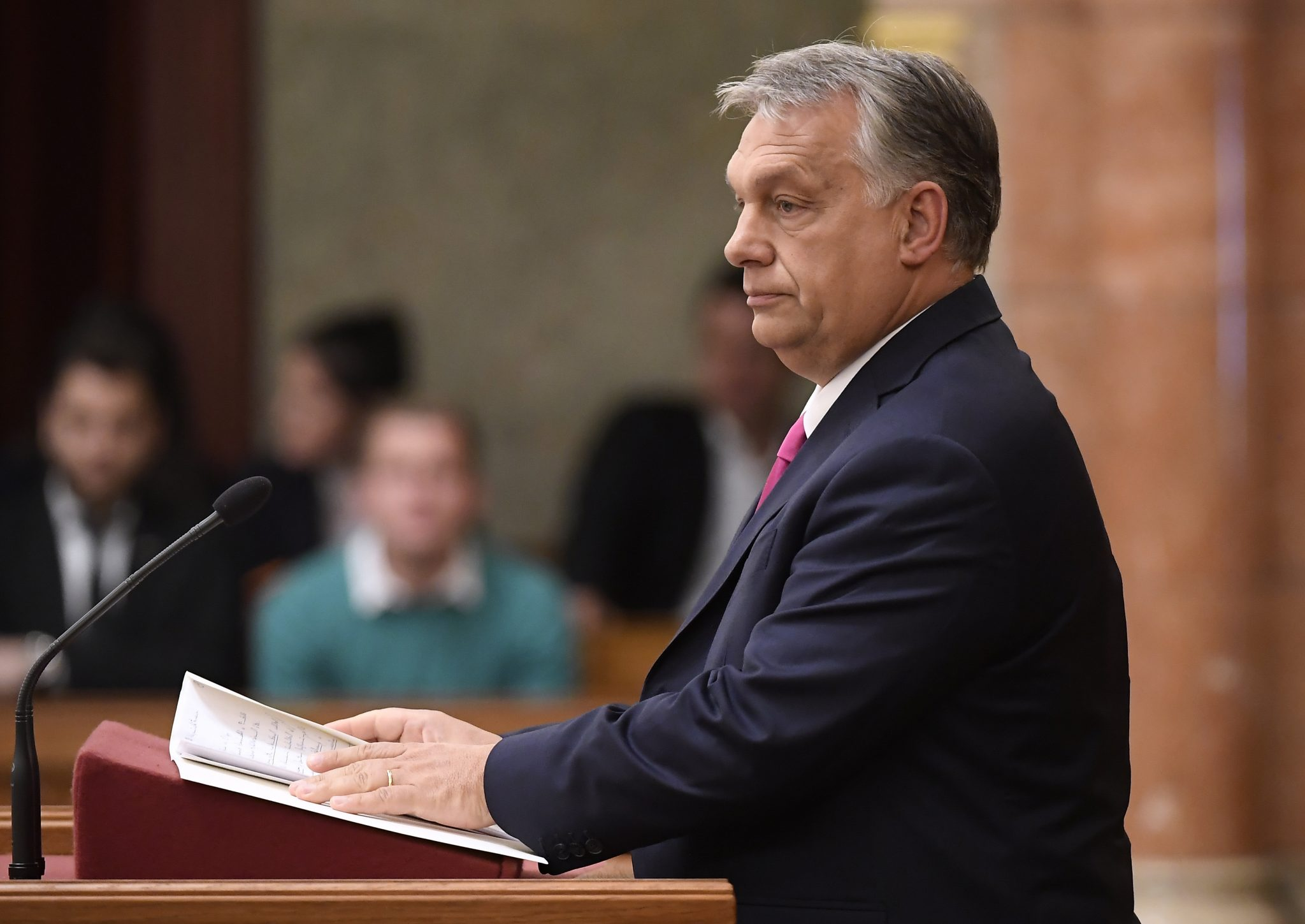 Orbán: Protecting Economy Top Task in 2020 post's picture
