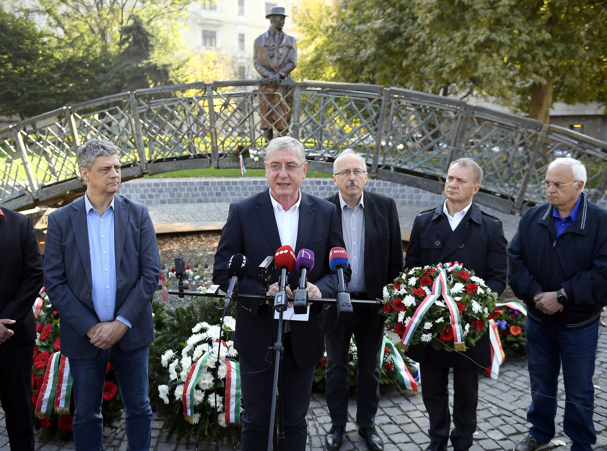 Gyurcsány: Free and Strong Country Based on Individual Freedom post's picture