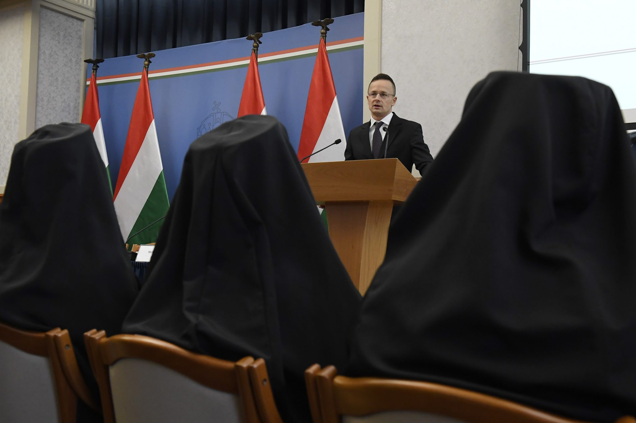 Foreign Minister: Hungary Assumes Responsibility for All Christian Communities post's picture