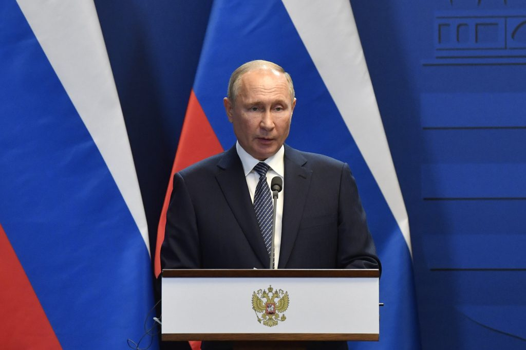 Putin in Budapest: Russia to further Deepen Ties with Hungary post's picture