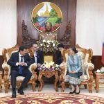 Áder Discusses Education Cooperation, Aid Scheme in Laos
