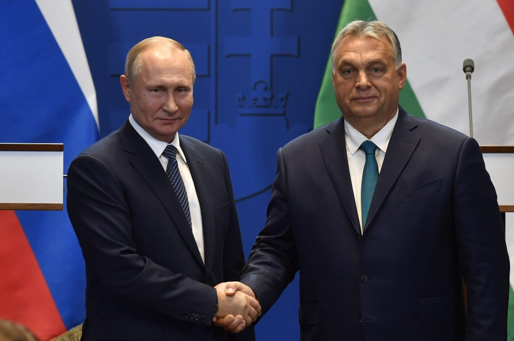 Orbán after Putin Meeting: Russia, West Cooperation in Hungary's Interest post's picture