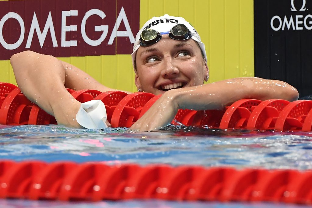 9 Hungarian Golds, 29 Medals in Total at Swimming World Cup post's picture