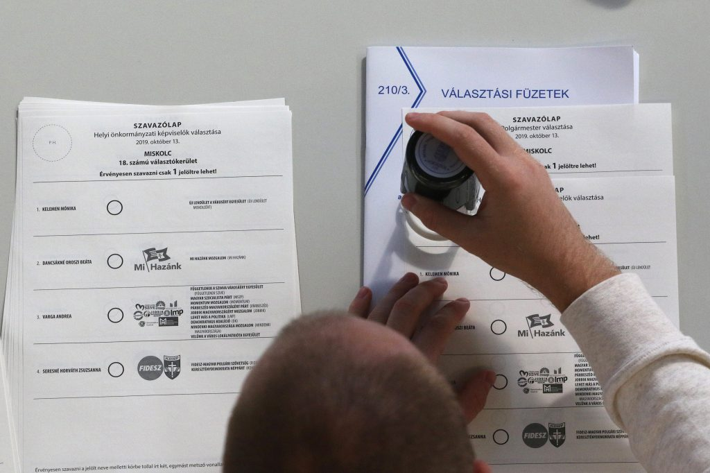 New Election Law Allows Photographing of Ballots, Opposition Objects post's picture