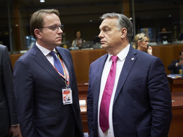 Opposition MEPs Won't Rule Out Supporting Várhelyi's EC Nomination post's picture