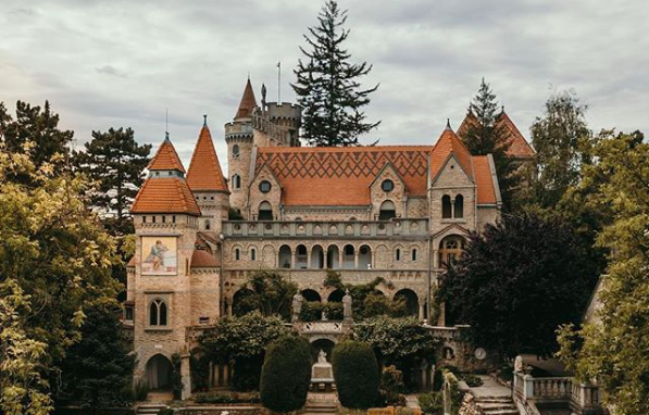 Hungary in Pictures – Hungarian Architecture post's picture