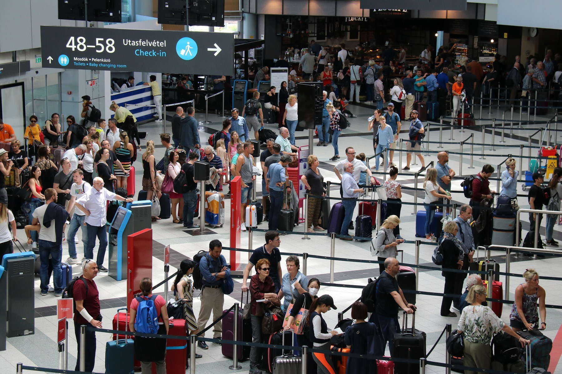 4.7 Million Passengers at Budapest Airport in 9 Months post's picture