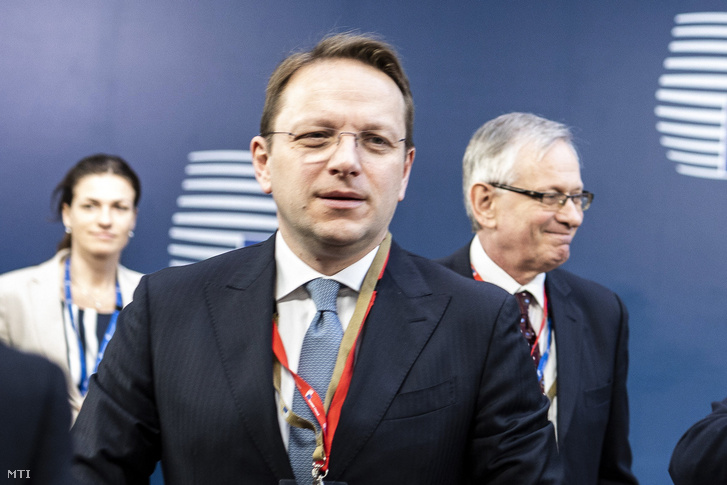 EP Foreign Affairs Committe Okays Várhelyi's Appointment post's picture