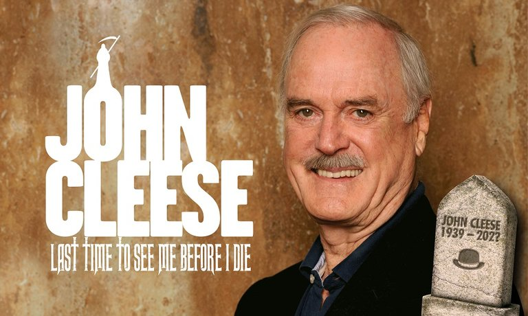 Legendary British Comedian John Cleese to Perform Next Year in Budapest post's picture