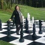 Judit Polgár First Recipient of New European Chess Award