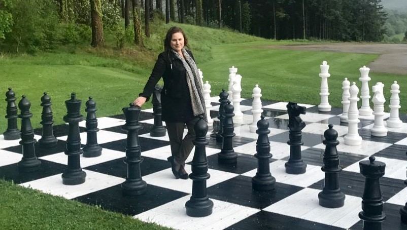 Judit Polgár First Recipient of New European Chess Award post's picture