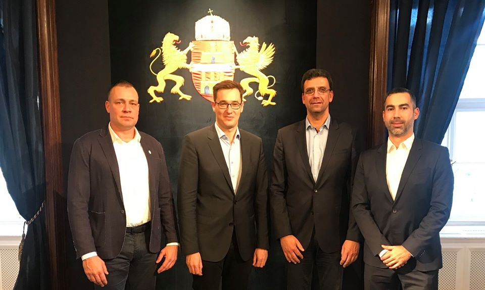 Karácsony to Move towards Compromise about Athletics WC? post's picture