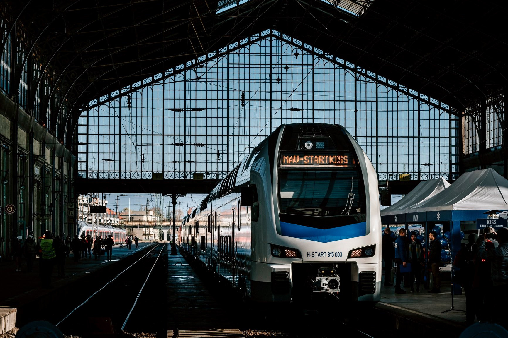 MÁV to Reimburse Holders of Intl Tickets post's picture