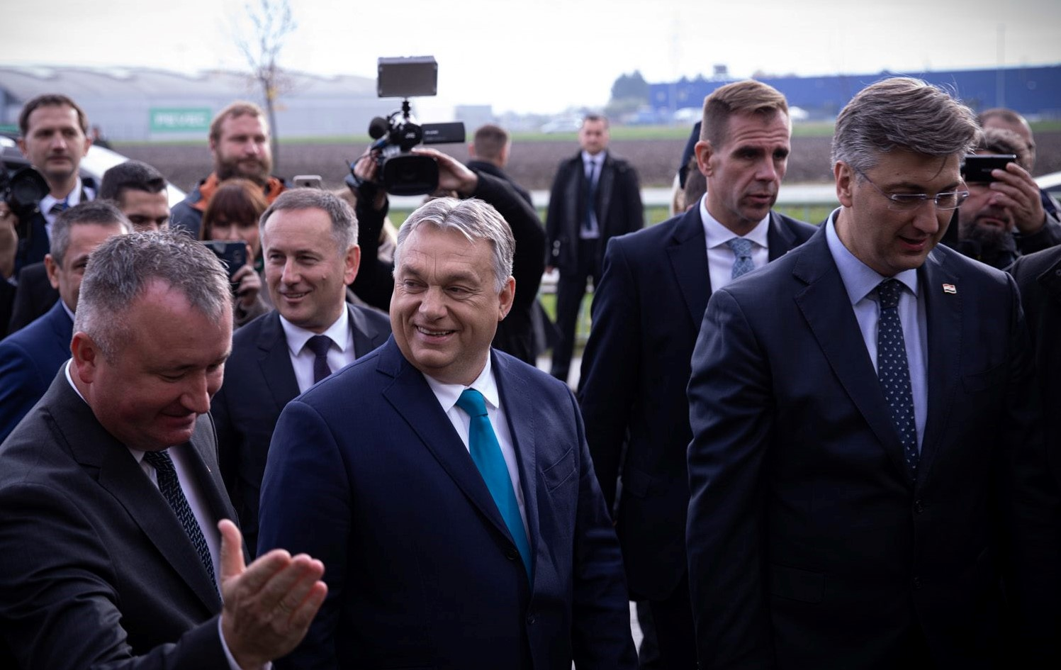 Orbán: Croatian EU Presidency Aims 'Close to Our Heart' post's picture