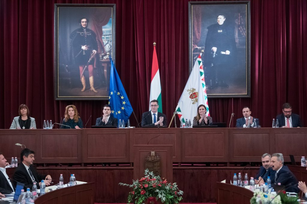 Budapest Assembly Votes to Set up Municipal Interest Coordination Council post's picture
