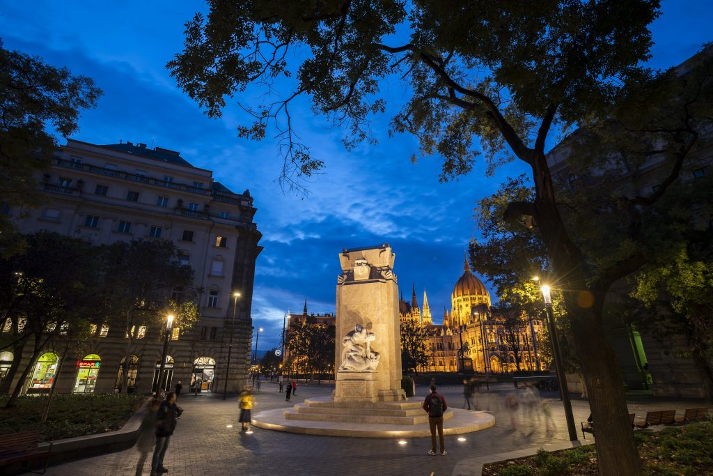 Reconstructed Monument of National Martyrs Inaugurated in Budapest post's picture