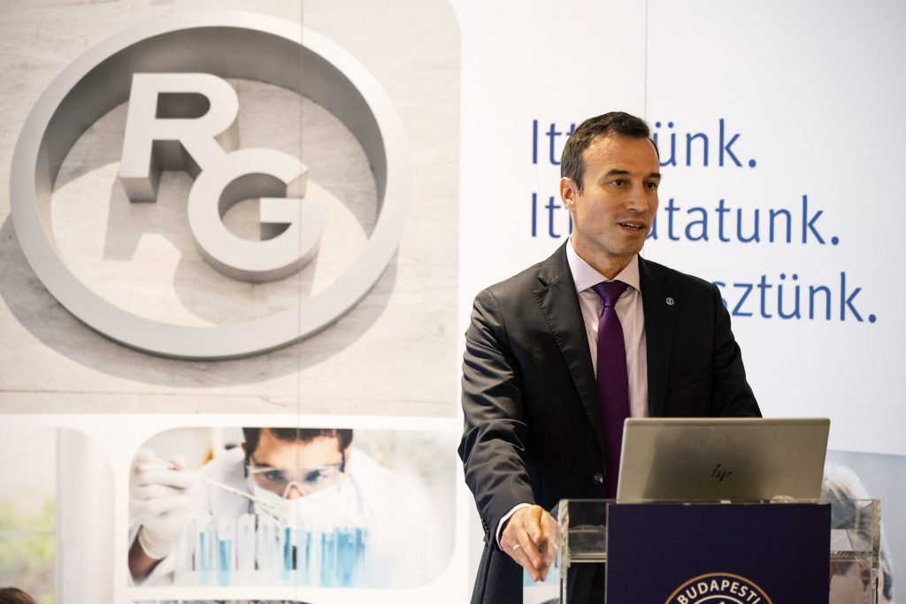 "Richter CEO: Remdesivir Production Started in ""Record Time"" post's picture"