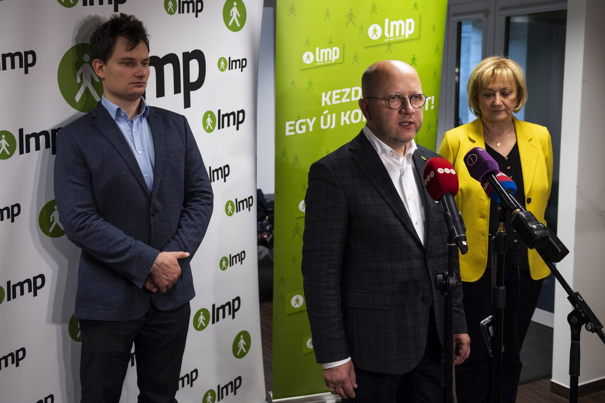 Green Parties LMP and Párbeszéd to (Re)unite? post's picture