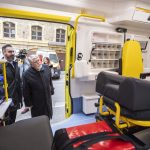 Human Resources Minister: Improving Working Conditions for Ambulances Primary Task
