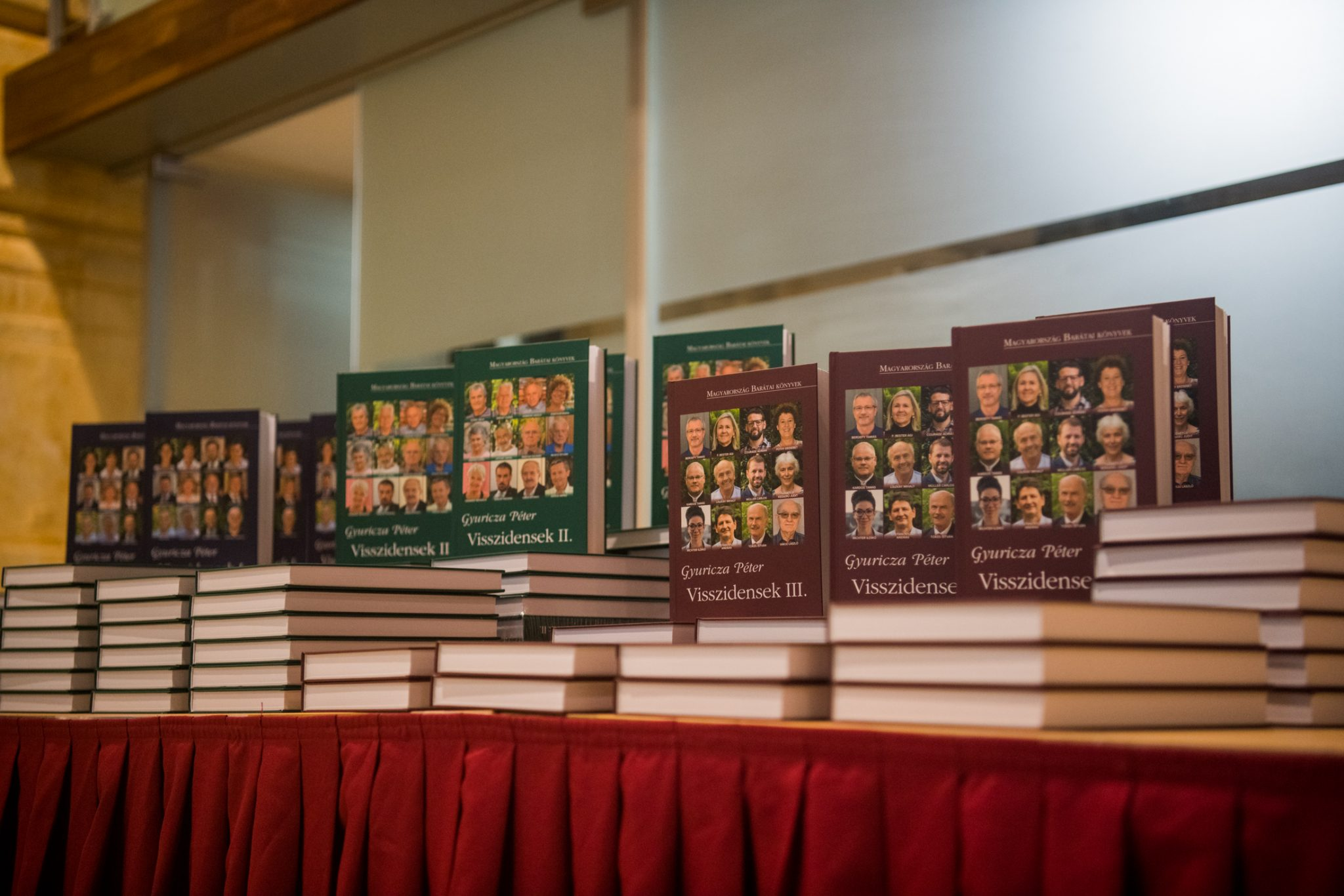 """How Good to Be Hungarian"" – 3rd Volume of Remigrates Presented post's picture"