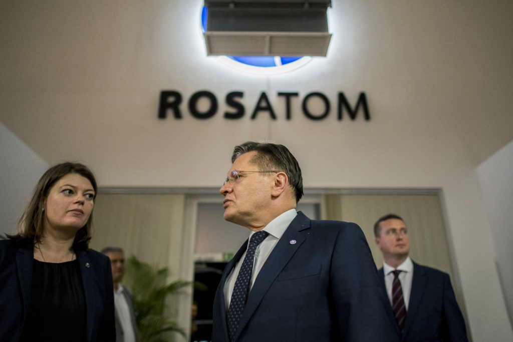Hungarian Electricity Works MVM and Rosatom Establish Joint Venture post's picture