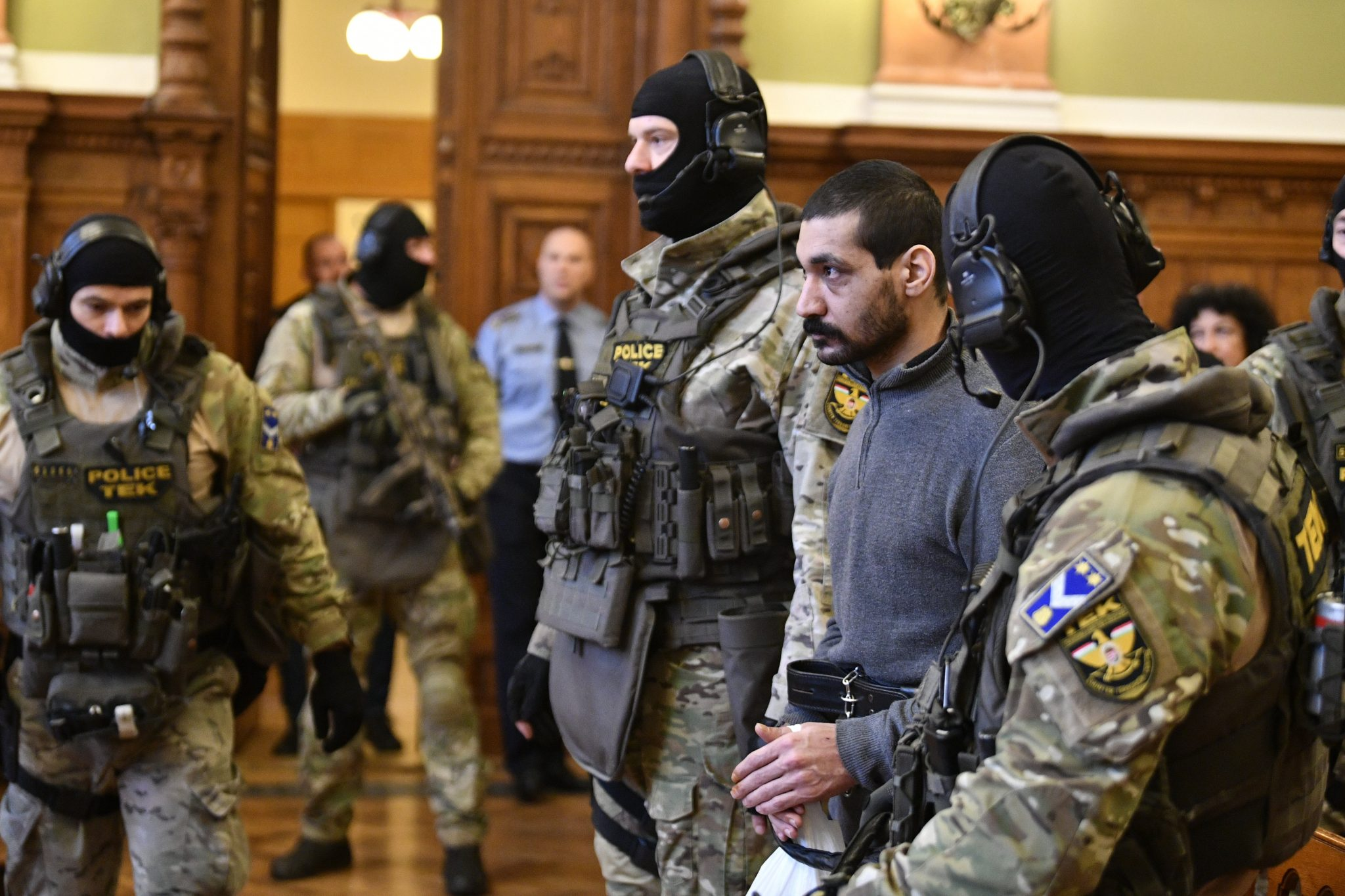 Syrian Hassan F Accused of Mass Murders Denies Charges post's picture