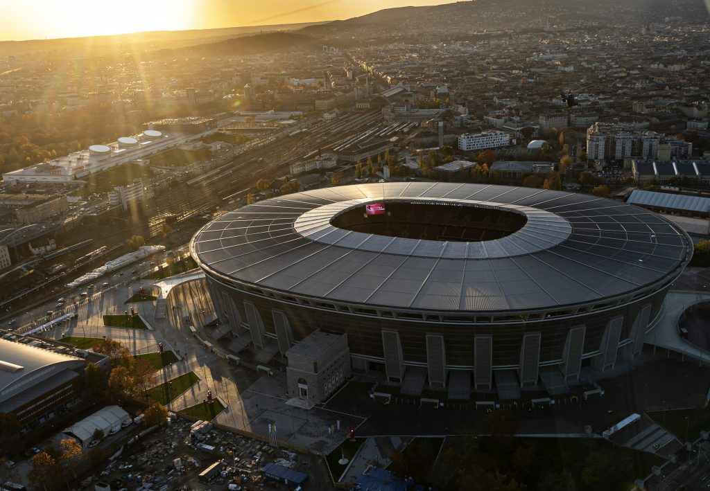 Budapest to Stage UEFA Super Cup Final post's picture