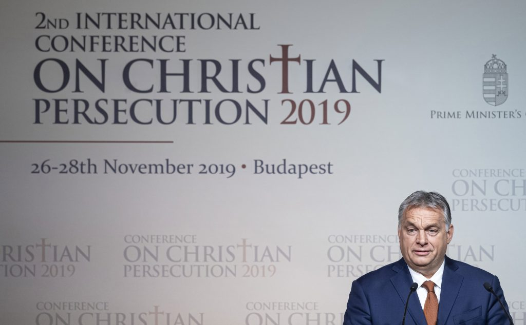 Orbán: Europe Can Only Be Saved by Returning to Christianity post's picture