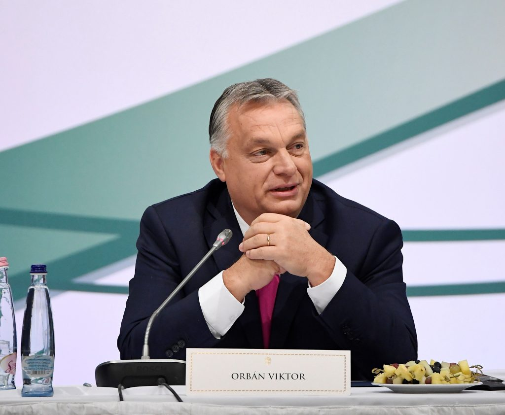 "Orbán to Diaspora Council: ""Only Hungarians Can Replace Hungarians"" post's picture"