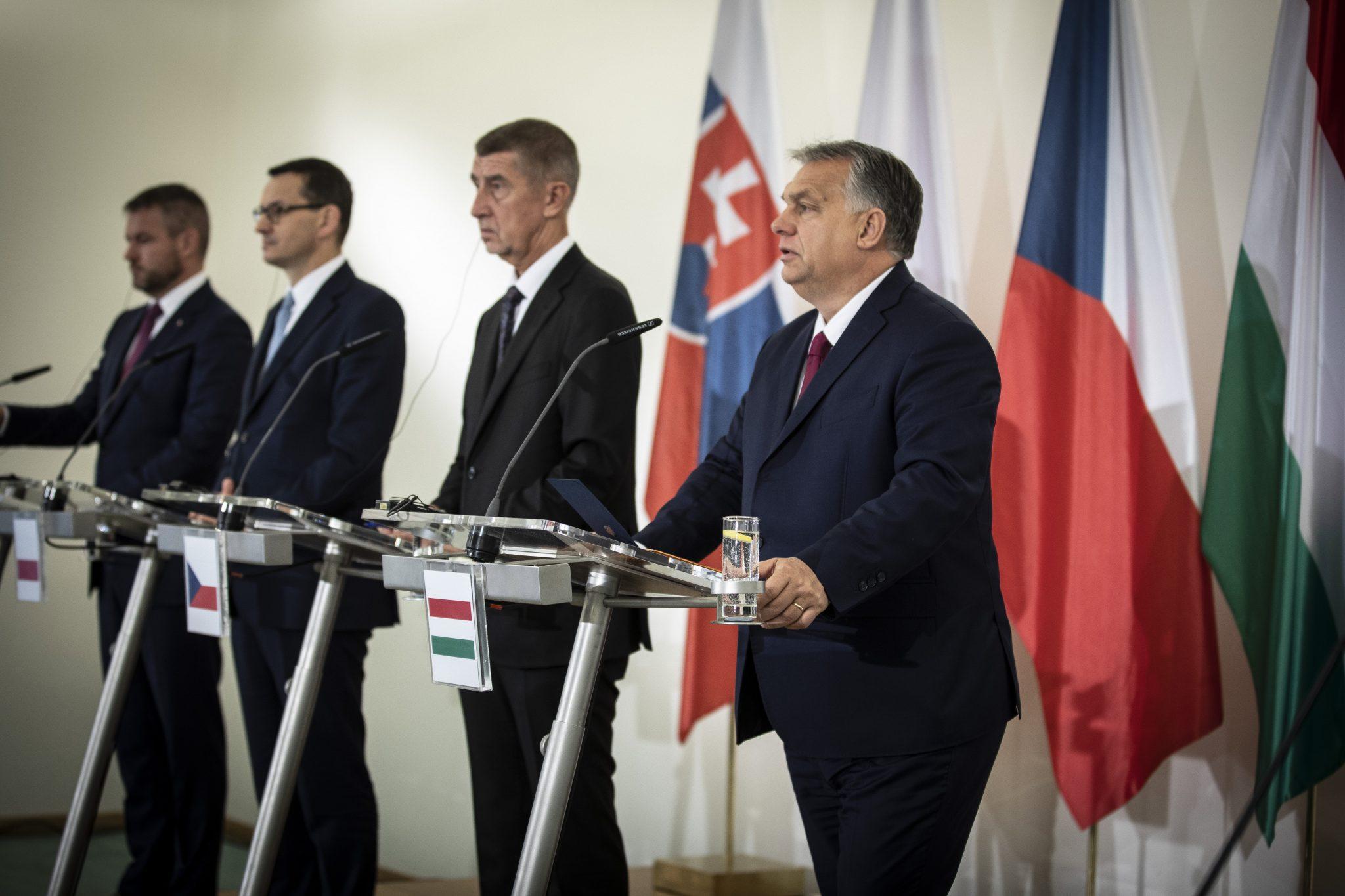 Orbán Calls for Fair EU Budget post's picture