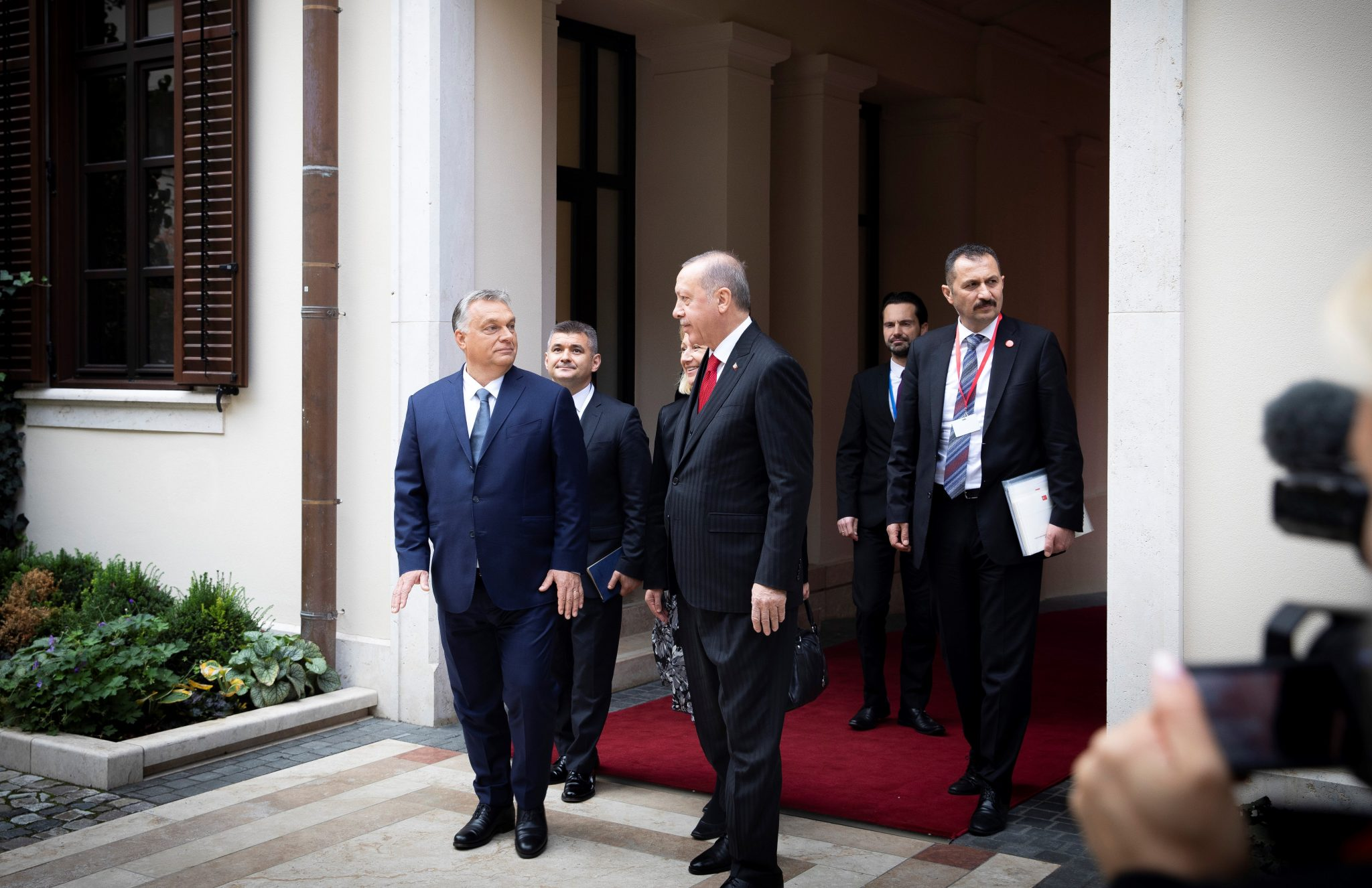 Orbán: Pro-migration Forces Interested in Removing Erdogan post's picture