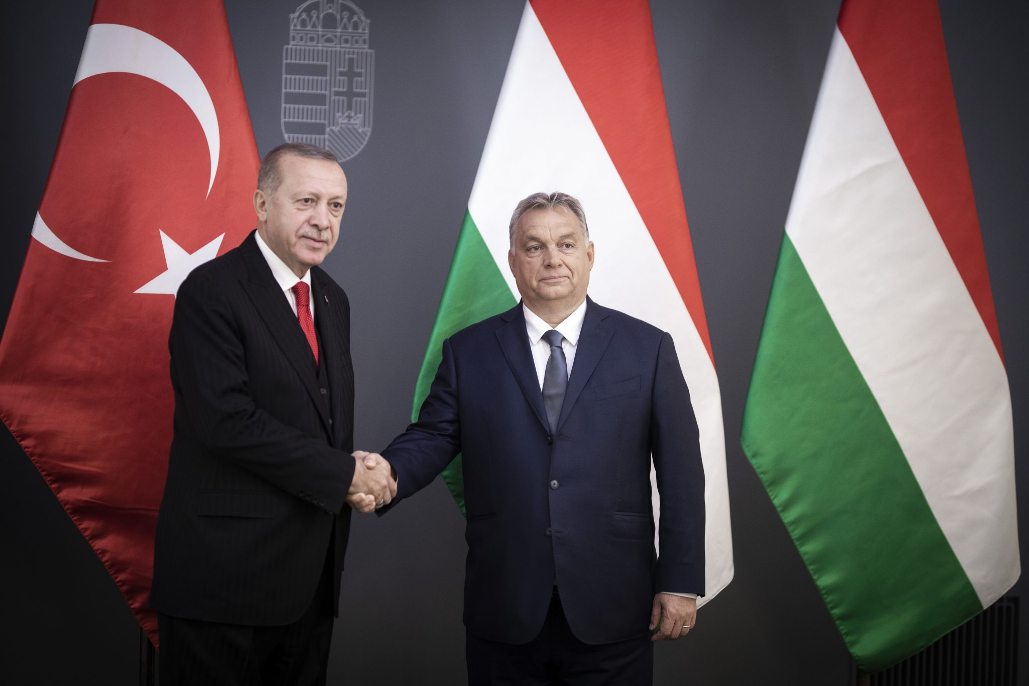 Erdogan Thanks Orbán Govt Support, Wants More Help from EU to Hold Back Migration post's picture