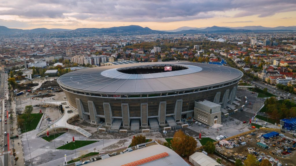 Puskás Aréna Elected Best Stadium in 2019 by Popular Vote post's picture