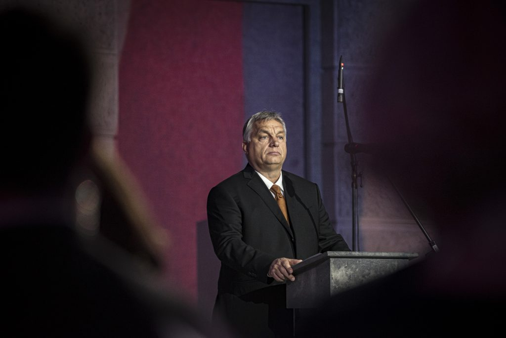 Orbán: Central Europe 'Europe's Future' post's picture