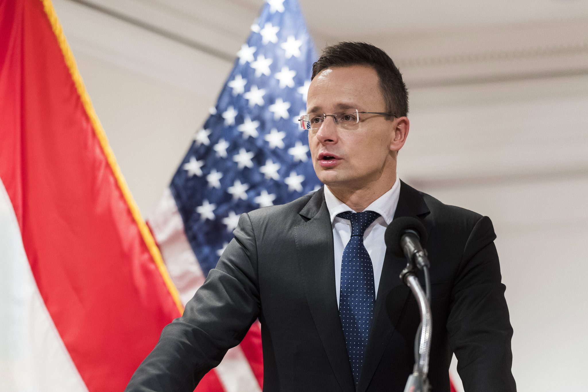 FM Szijjártó: Biden Criticizing State of Democracy in Hungary Insult to Hungarians