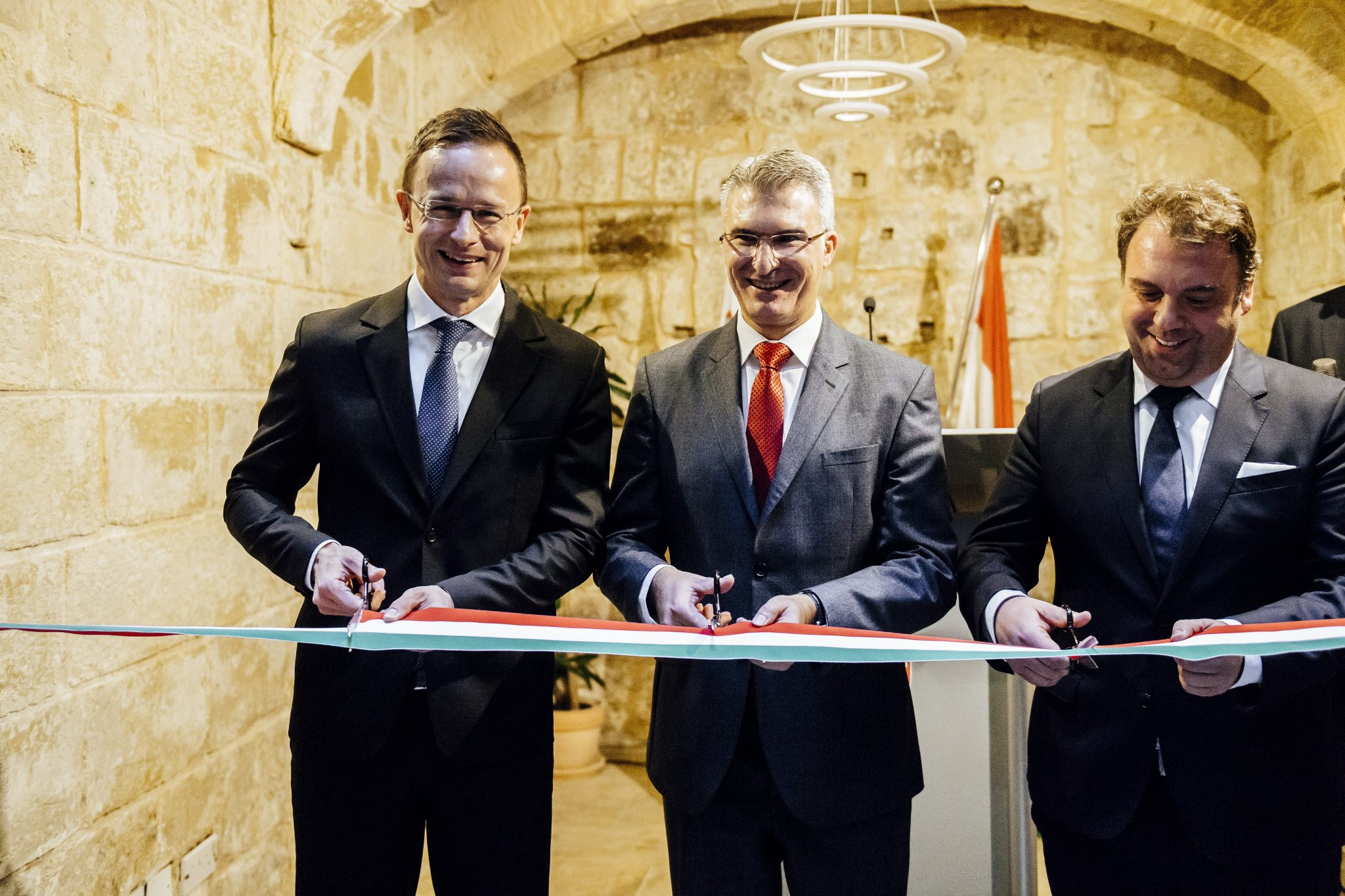 Hungarian Consular Office in Malta Opens post's picture