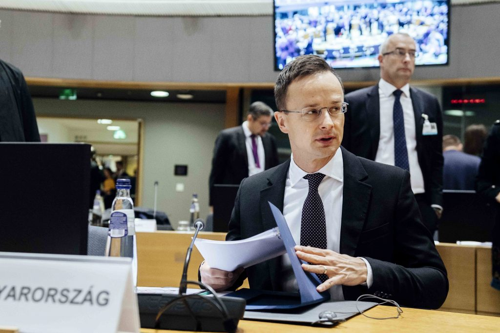 FM Szijjártó Asks CoE Sec-Gen to Help Ukraine Hungarians post's picture