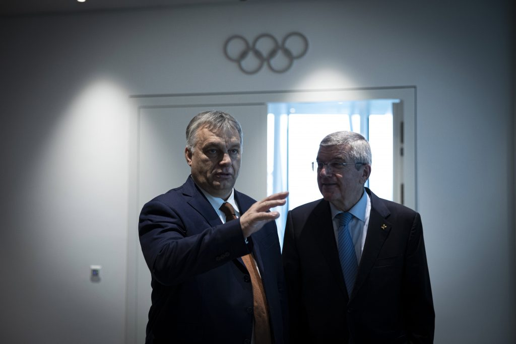 Budapest Olympics Back on the Agenda? post's picture
