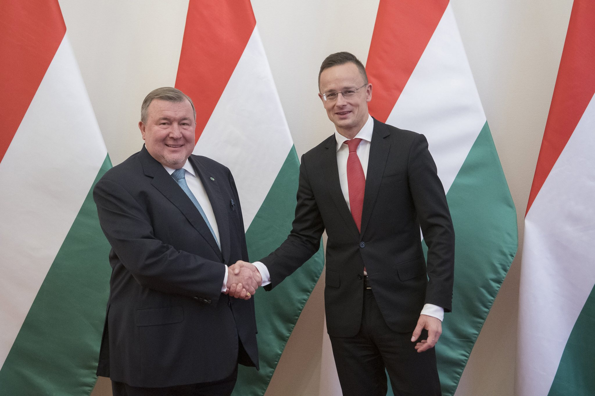 Foreign Minister Szijjártó Meets IIB Chair Kosov post's picture