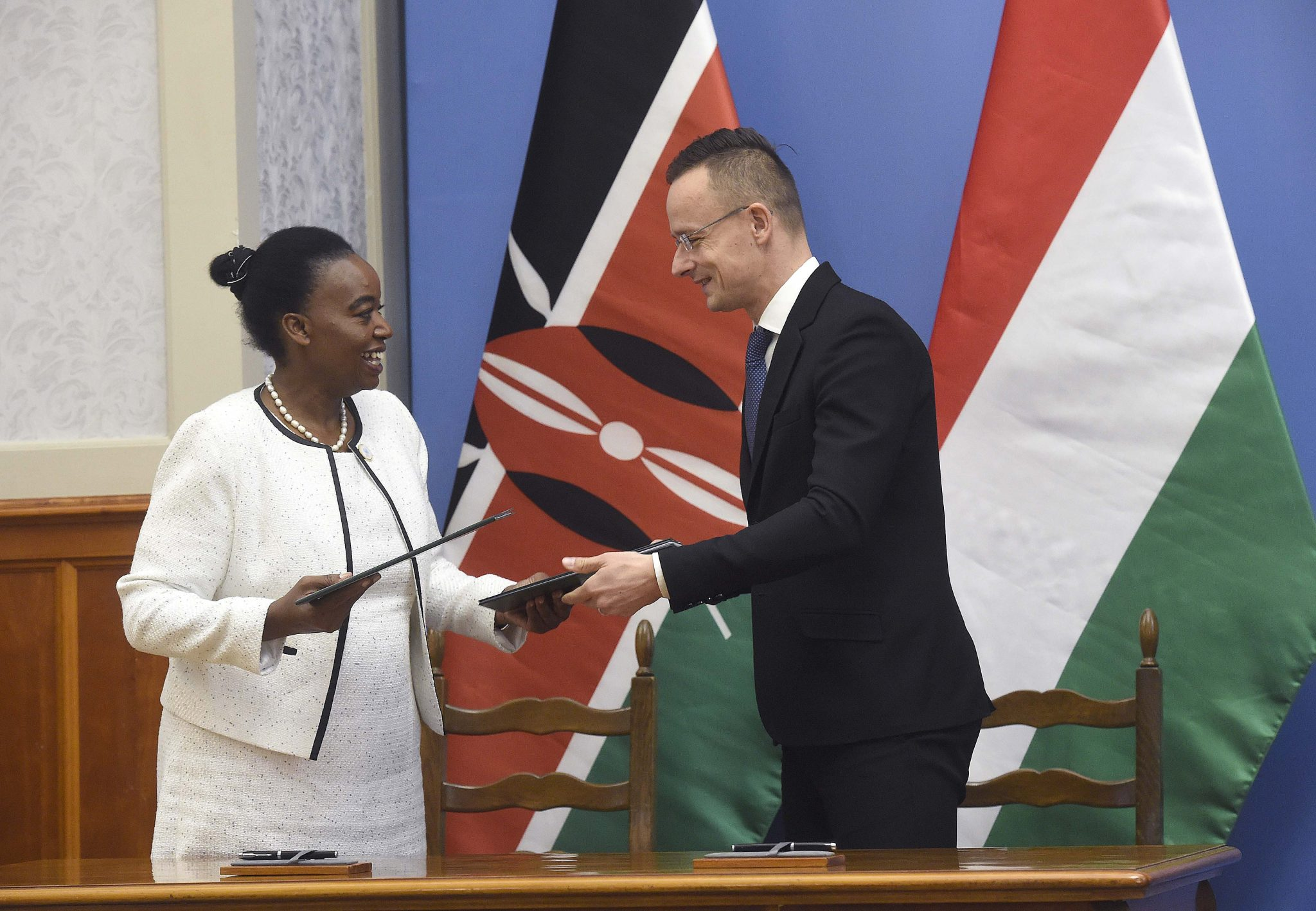 Hungary Signs USD 50 million Tied Aid with Kenya post's picture
